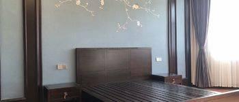 和颐新中式家具南亚花园王先生卧房